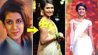 Priya Prakash Varrier Hot in Red Saree | Viral Video | BollywoodTV