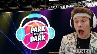 PARK AFTER DARK! NBA 2K17 MY PARK