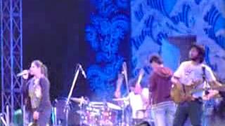 tumi asbe bole tai  Somlata Acharya  LIVE concert  contai p k  collage mp4 320
