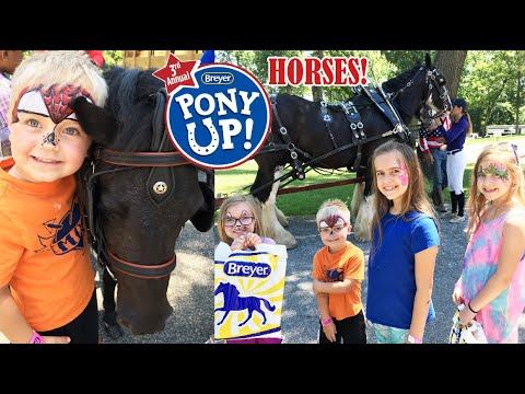Download Lagu 3rd Annual Breyer PonyUp! Family Festival!!! MP3