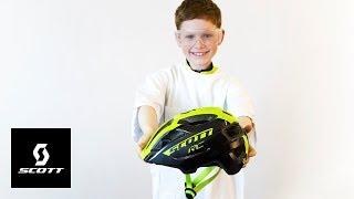 SCOTT's Safest Junior Helmet: Spunto JR plus Helmet