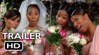 Girls Trip Official Teaser Trailer #1 (2017) Queen Latifah, Jada Pinkett Smith Comedy Movie HD