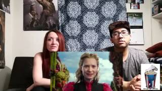 Alice Through The Looking Glass Trailer 2 - Reaction