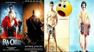 Top 10 Bollywood Movies Posters Are Copied From Hollywood