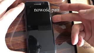Samsung Galaxy S7 Edge SM-G935 32GB Black Onyx czarny unboxing first look