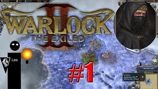 Let's Play Warlock 2: The Exiled #01 Sol de Torvega will be avenged