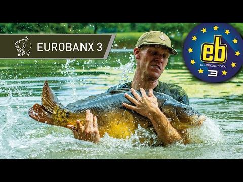 CARP FISHING - EUROBANX 3 with Alan Blair and Oli Davies - Nash Tackle
