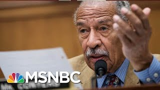 Detroit Free Press: Rep. John Conyers Must Resign   Velshi & Ruhle   MSNBC