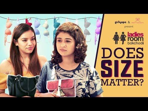 Xxx Mp4 Does Size Matter Ft Nidhi Bisht Nidhi Singh Ladies Room Bakchodi EP 03 Girliyapa 3gp Sex