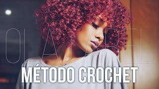 Aplicação de cabelo, método crochet | Box braids | Olaj Arel