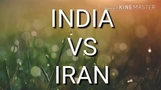 Kabaddi master final India vs Iran