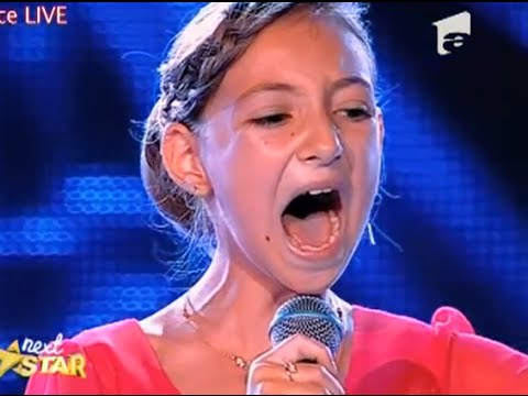 Next Star: Elena Hasna interpretează senzațional