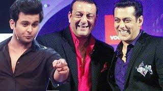 Sanket Bhosale HILARIOUS Mimicry Of Salman Khan, Sanjay Dutt at The Drama Comedy