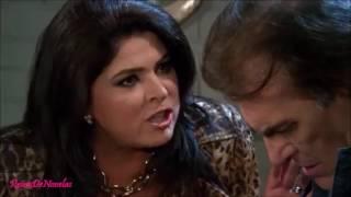 Triunfo del amor - Victoria cachetea a Rodolfo y a Federico
