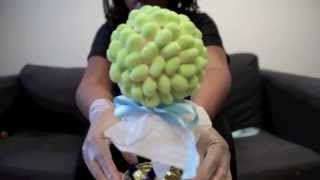 How To  Make A Sweet Tree - London Sweet Trees