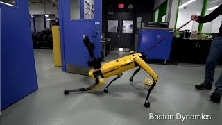 (Updated) Every time Boston Dynamics has abused a robot