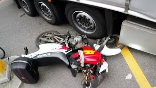 Stupid, Crazy & Angry People Vs Bikers - Bad Drivers Caught On Go Pro! [Ep.#03]
