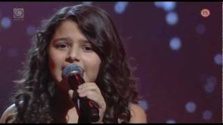 Diana Kalashova | finále | Česko Slovensko má talent 2011