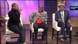 Black Jeopardy with Mark Curry, David Mann & Michael Colyar