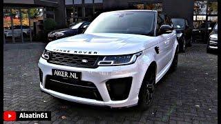 Range Rover Sport SVR 2019 SOUND NEW FULL Review Interior Exterior