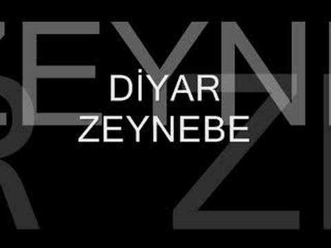 Diyar Zeynebe
