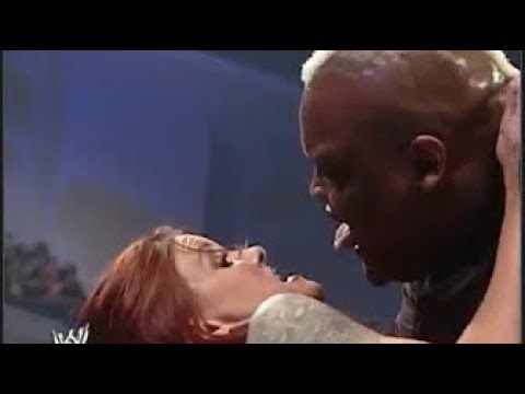 Xxx Mp4 WWE Viscera And Trish Stratus Vs Kane And Lita Backlash 2005 3gp Sex