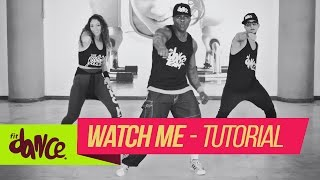 Silentó - Watch Me (Whip/ Nae Nae) - FitDance - 4k| Tutorial