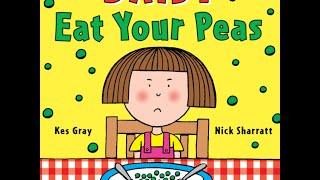 Read Aloud - Eat Your Peas - Children