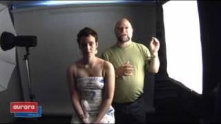 Portrait lighting using an Umbrella vs a Softbox
