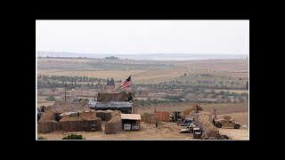 News Syria state media says U.S. bombs Syrian positions but U.S. issues...
