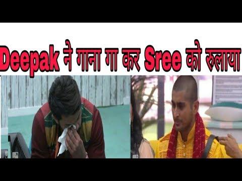 Xxx Mp4 Deepak Sang For Sreesanth Emotional Song For Sreesanth In Bigg Boss Season 12 Shreesanth 3gp Sex