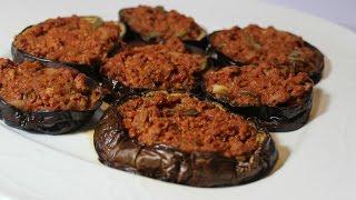 Moussaka Inspired Eggplant Casserole      المسقعة الصحية