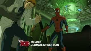 Ultimate Spider-man Season 2 preview