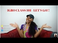 Download Video Download IGBO CLASS 1 - LEARNING THE IGBO LANGUAGE | JANE EZEANAKA 3GP MP4 FLV