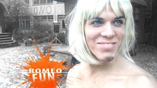 "Davide Romeo "" Parody - Sia - Chandelier"""