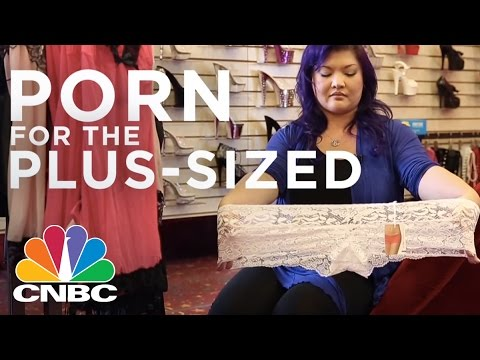 Xxx Mp4 Plus Sized Porn Is Getting Bigger CNBC 3gp Sex