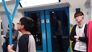 [Dynamic Route Display Error] Siemens Inspiro Ride From Pusat Bandar Damansara To Sungai Jernih