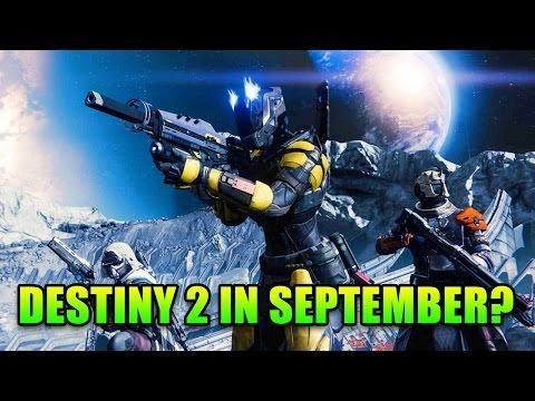 Destiny 2 September Release This Week in Gaming FPS News