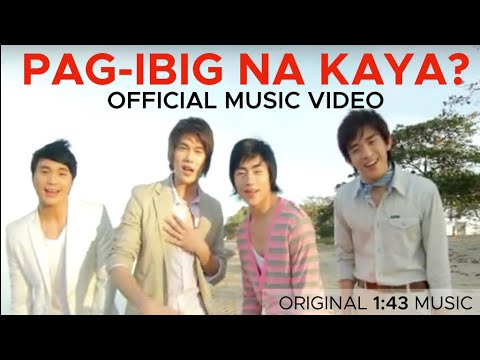 Xxx Mp4 PAG IBIG NA KAYA PiNK By 1 43 Official Music Video Awit Awards Nominee 3gp Sex