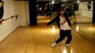 AKS(KEITA)ワークショップソロパフォーマンス  in UNION DANCE STUDIO KYOTO