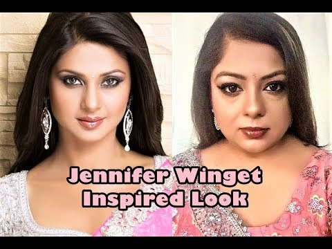 Xxx Mp4 Maya Beyhadh Jennifer Winget Inspired Makeup Tutorial In Hindi Indian Party Look By PBZ 3gp Sex