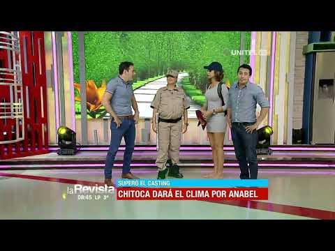 Humor: ¿Chitoca se queda con el puesto de Anabel en La Revista y Calle 7?