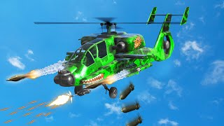 NEW EXTREME $5,000,000 ARMY HELICOPTER! (GTA 5 DLC)