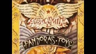 15 Jailbait Aerosmith Pandora´s box 1991 CD 3