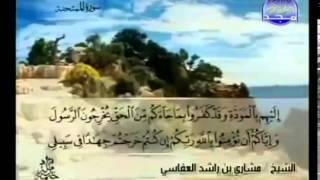 الجزء الثامن والعشرون (28) من القرآن الكريم بصوت الشيخ مشاري راشد العفاسي