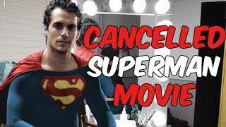 The Weird Cancelled 2009 Superman Returns Sequel
