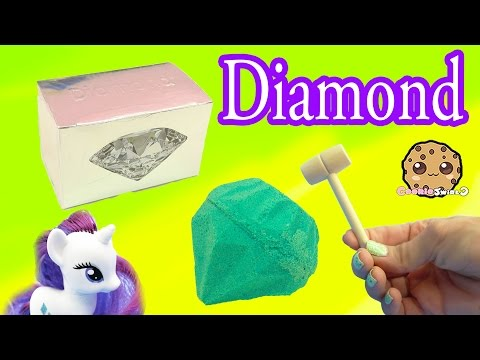 Xxx Mp4 Surprise Diamond Dig It Digging For Diamonds With My Little Pony Rarity Cookie Swirl C Video 3gp Sex