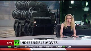 Indefensible Moves: Pentagon criticizes Turkey's plan to buy Russian air-defense system
