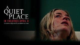 """A Quiet Place (2018) - """"Bathtub"""" Clip - Paramount Pictures"""