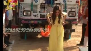 On Location Of TV Serial 'Bahu Hamari Rajni Kant'